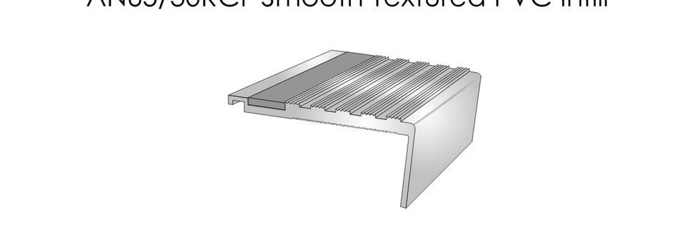 AN65-30RCF Smooth Textured PVC Infill