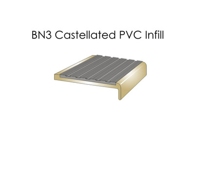 BN3 Castellated PVC Infill