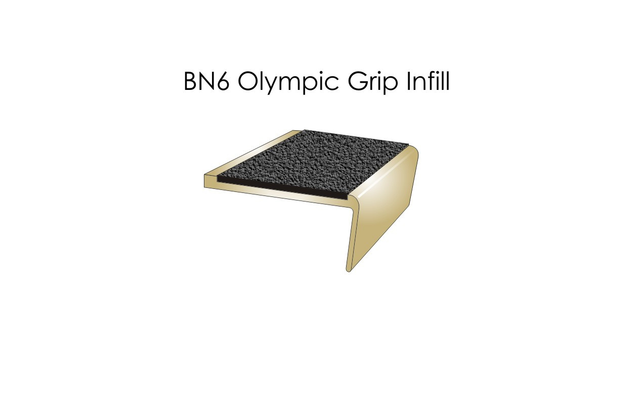 BN6 Olympic Grip Infill