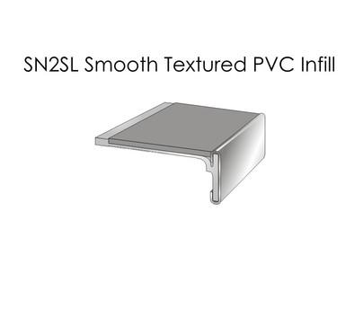 SN2SL Smooth Textured PVC Infill