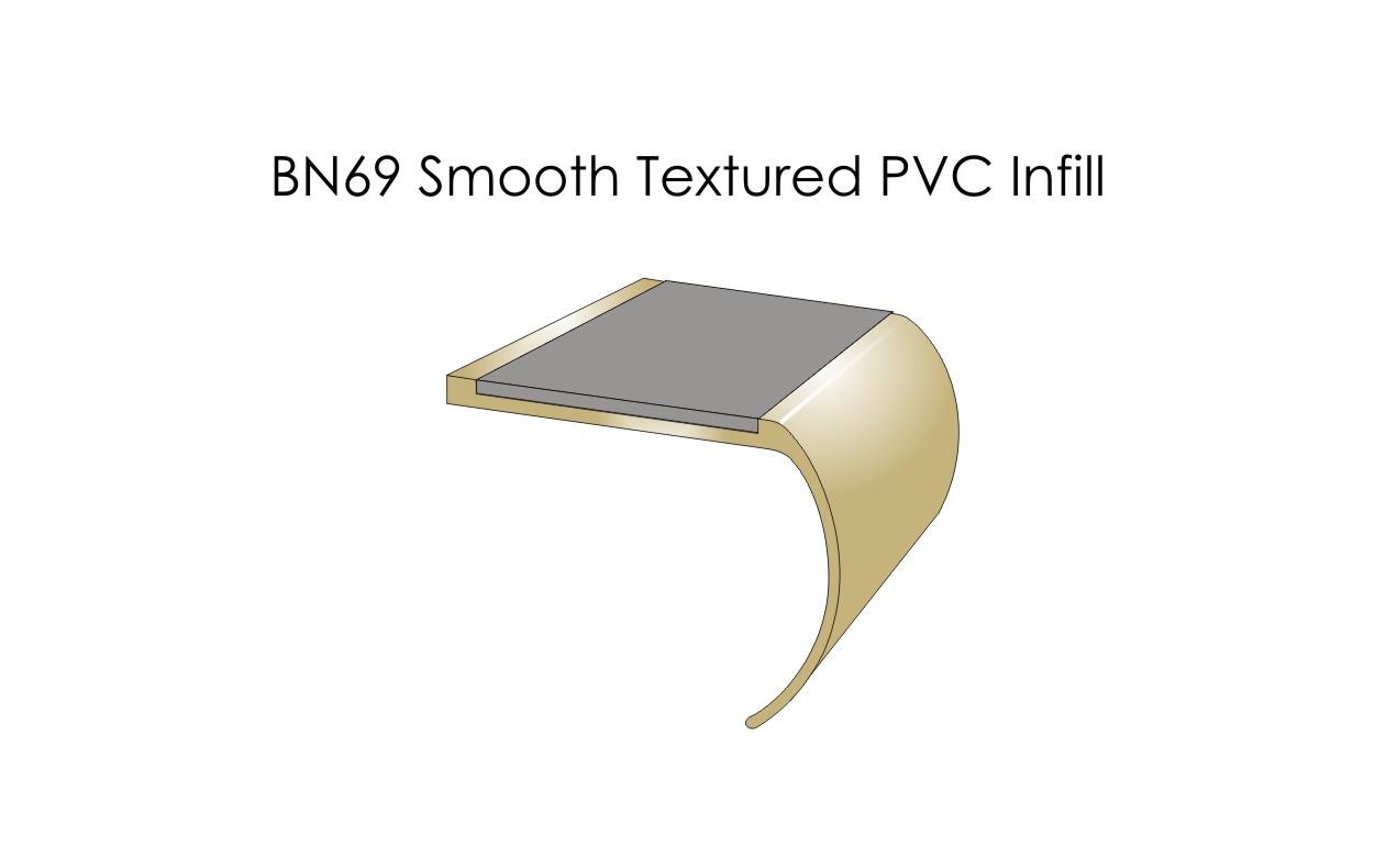 BN69 Smooth Textured PVC Infill