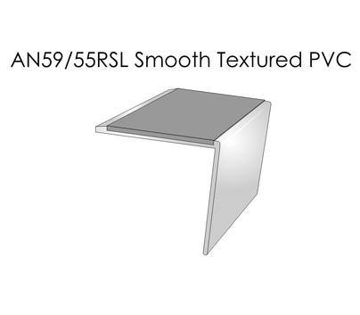 AN59-55RSL Smooth Textured PVC