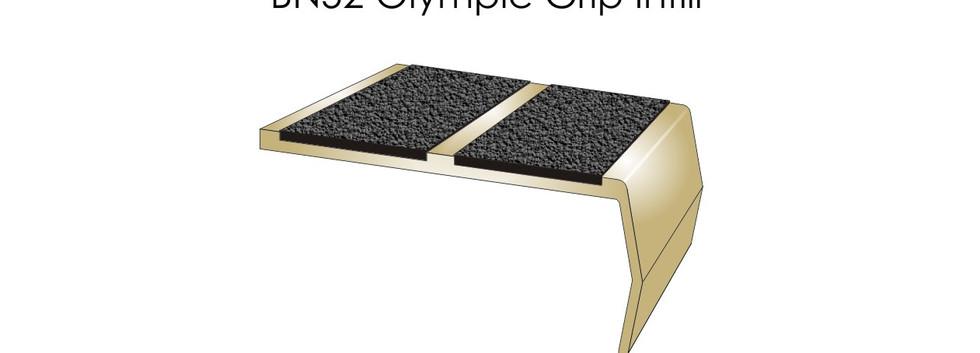BN52 Olympic Grip Infill