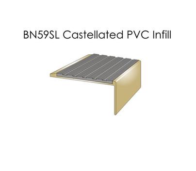 BN59SL Castellated PVC Infill
