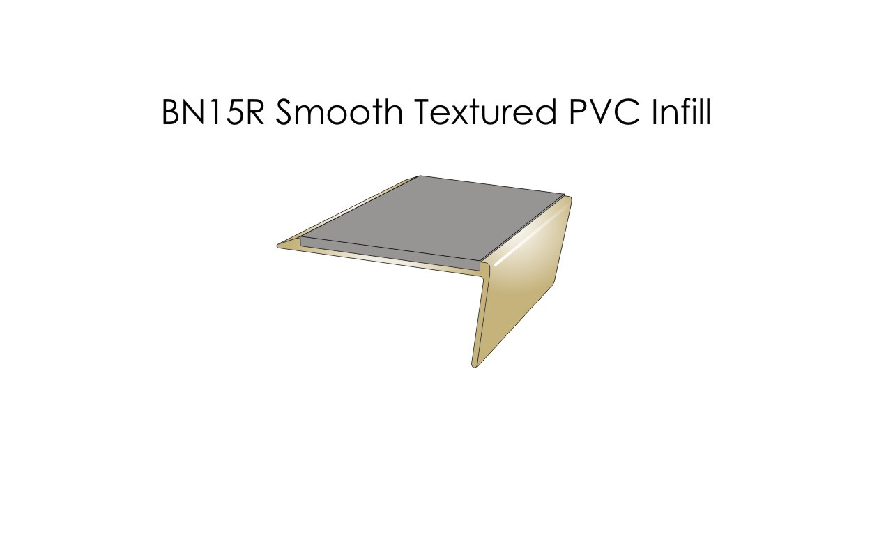 BN15R Smooth Textured PVC Infill