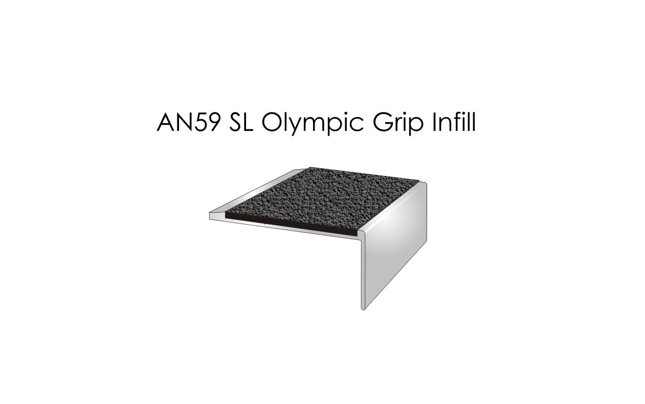 AN59SL Olympic Grip Infill