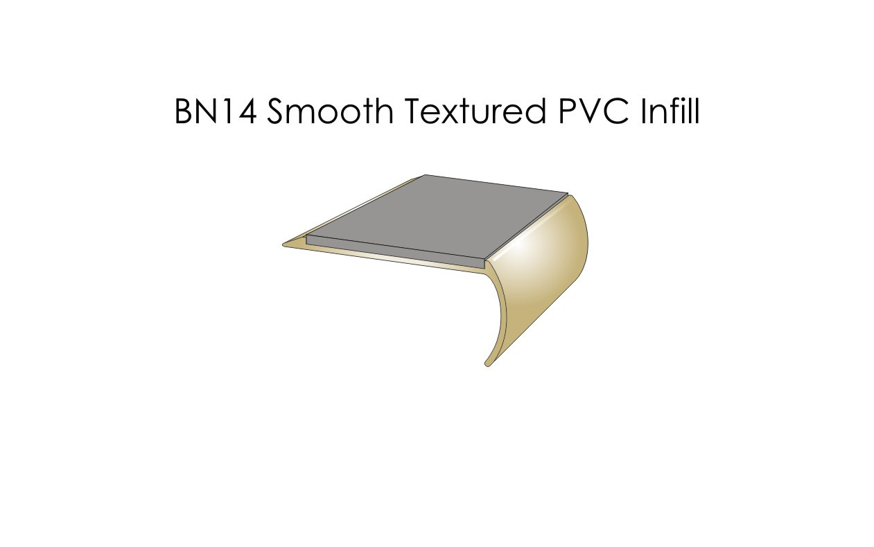 BN14 Smooth Textured PVC Infill