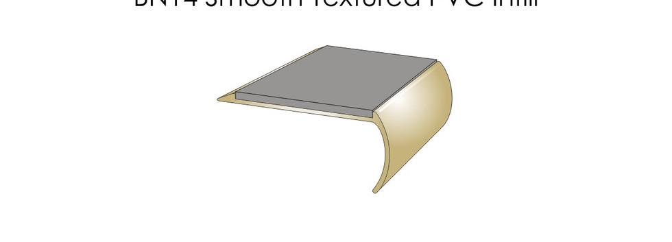 BN14 Smooth Textured PVC Infill