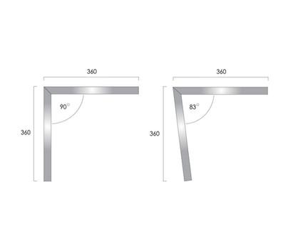 Aluminium Stringers Angles