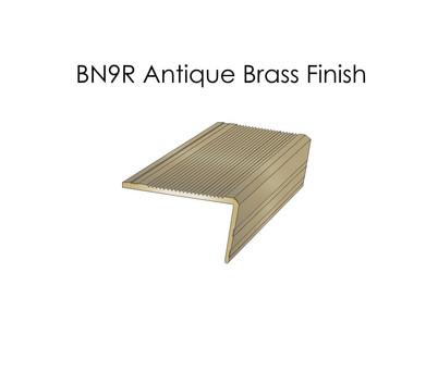BN9R Antique Brass