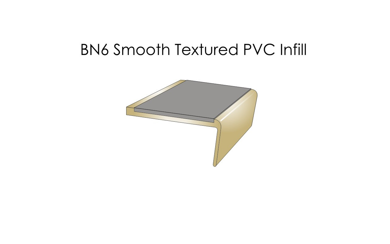 BN6 Smooth Textured PVC Infill