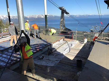 Heavenly Tram Deck concrete pour.JPG