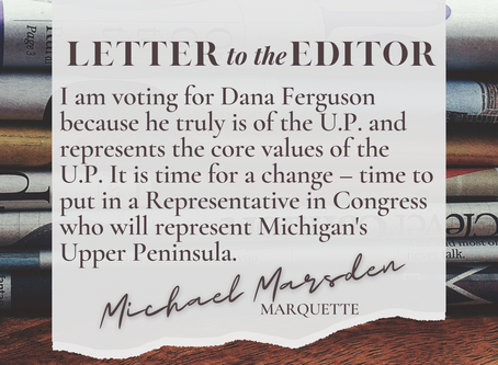 'What does Ferguson's opponent stand for? Who does he actually represent?' –LTE