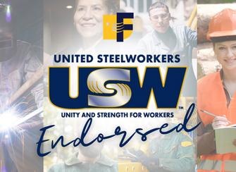 N. America's largest industrial union endorses Ferguson for Congress