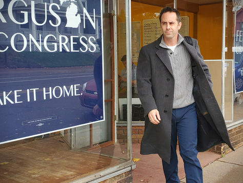Ferguson makes 10 commitments to transcend party politics in Congress