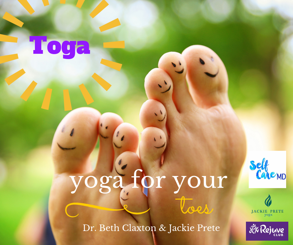 Yoga for Your Toes Video