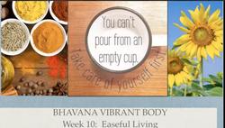 Bhavana 10-Week Online Course
