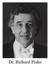 Dr. Richard Fiske, SSO Conductor 1985-87