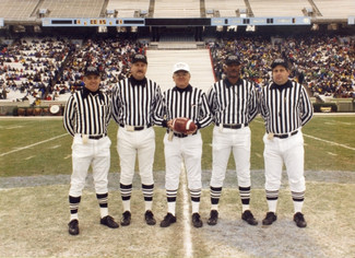 Wanted: more football officials like (Civitan) Larry Cesario