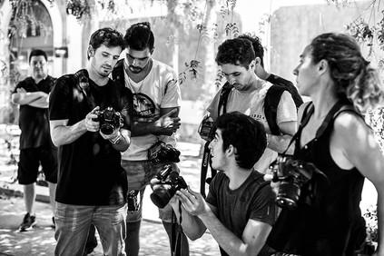 Nuevo Workshop para fotógrafos