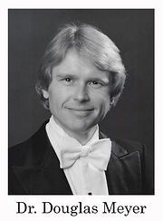 Dr. Douglas Meyer, SSO Conductor 1982-84