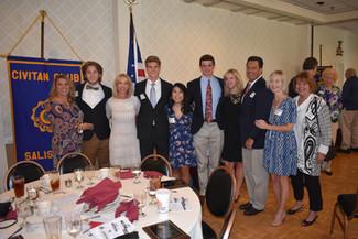 Salisbury Club Recognizes Local Heroes