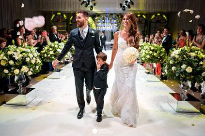 Anto Roccuzzo + Leo Messi, la boda del año