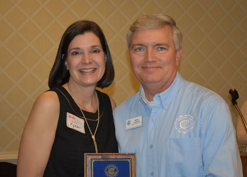 "Kyna Grubb - 2017 Civitan ""Good Samaritan"" Honoree"