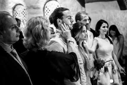 Nadir + Marco, boda en Villa La Angostura