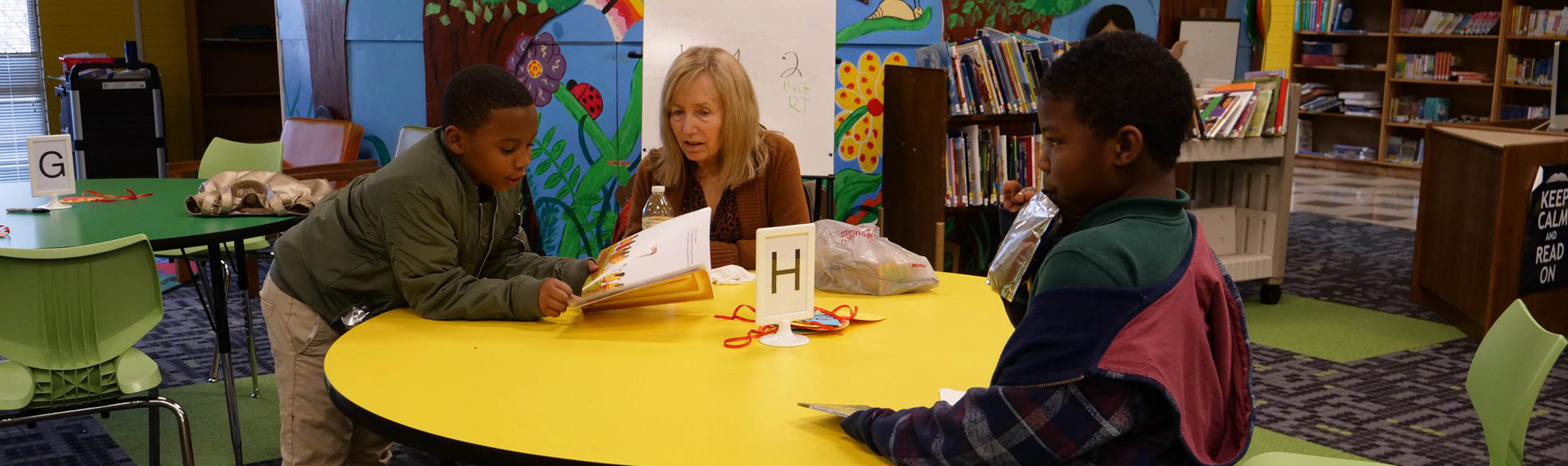 Isenberg Reading Club