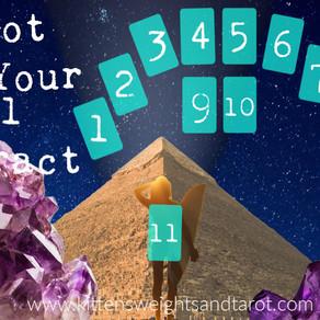 Your Soul Contract Spread #Tarothon2020