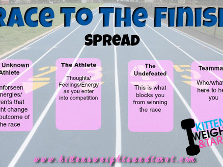 Race to the Finish Spread