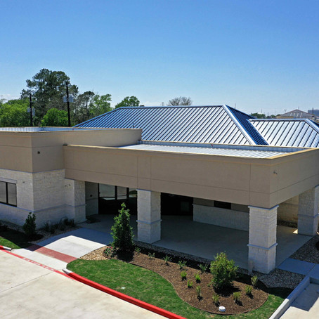 Baytown's New Chamber of Commerce Building