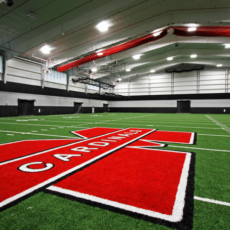 Inside The New Melissa ISD Practice Facility