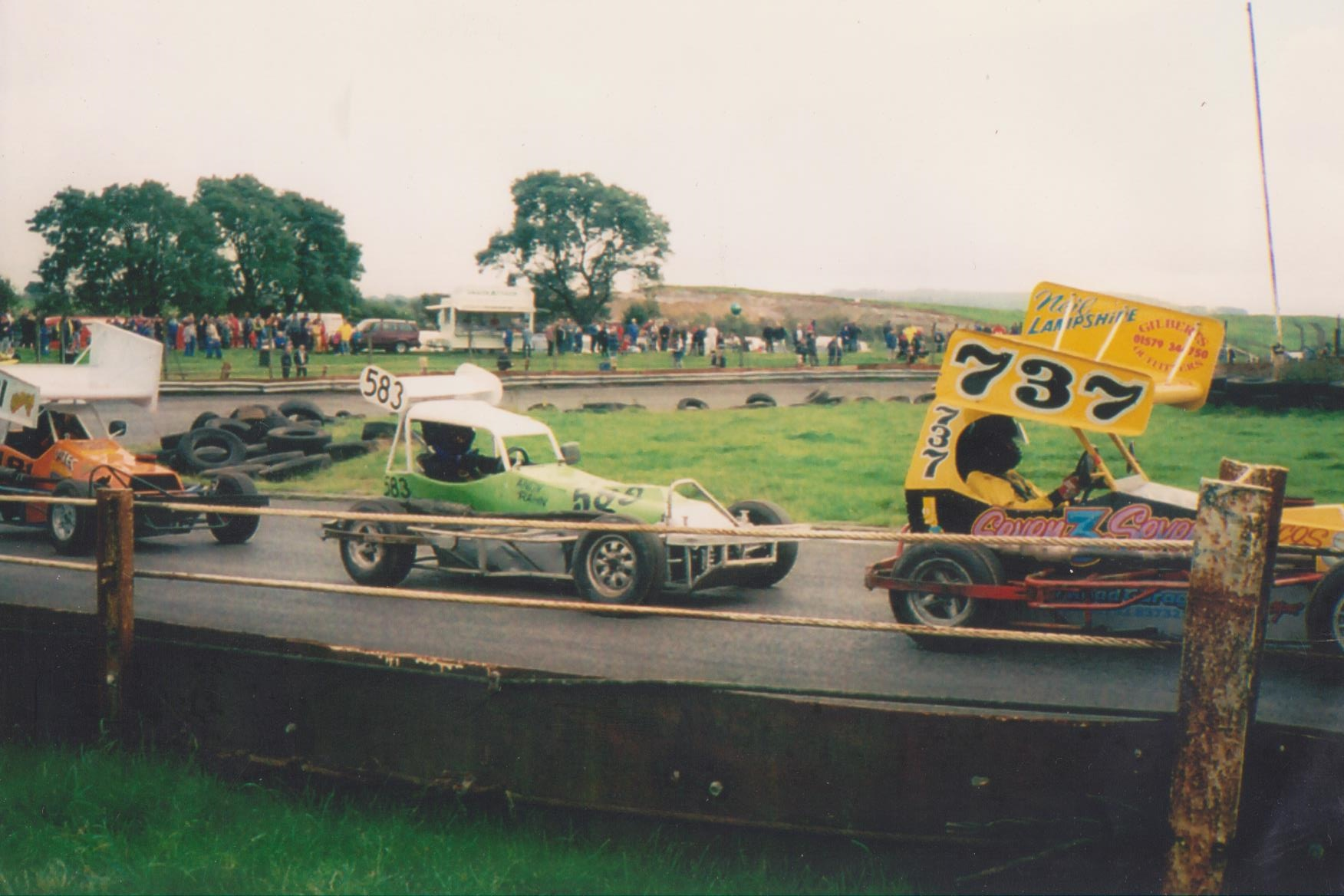2000 Brisca Fomula 2