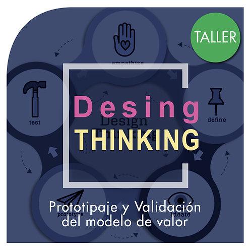 Taller Design Thinking (E-learning)