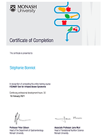 Stéphanie Bonniot certification FODMAP.p