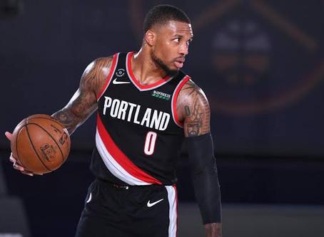 Portland abre 1-0 na série contra o Lakers
