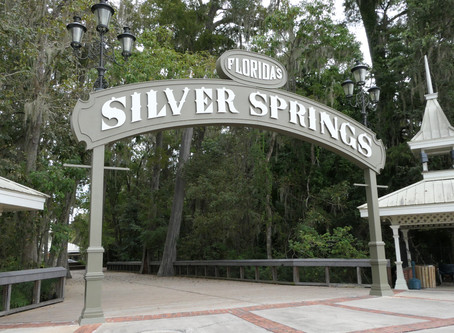 A Step Back In Time at Silver Springs