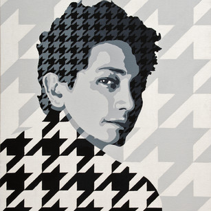 FOR THE LOVE OF HOUNDSTOOTH