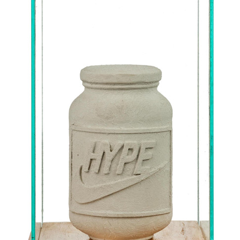 A Bottle Of Hype