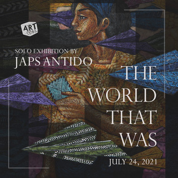 The World That Was by Japs Antido