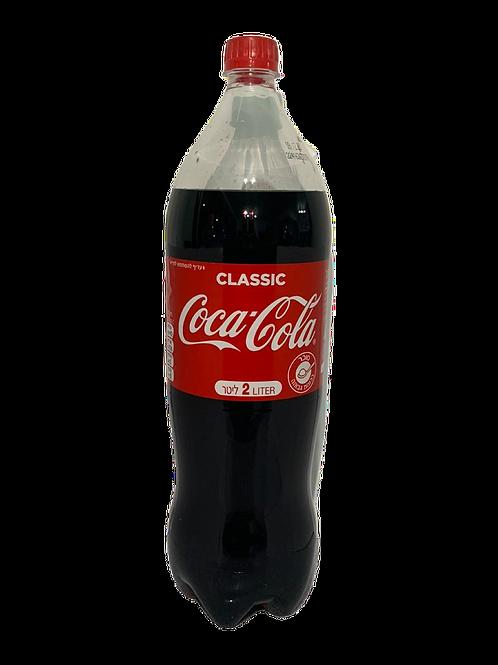 קוקה קולה 2 ליטר