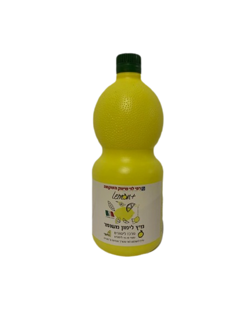 מיץ לימון משומר 1 ליטר
