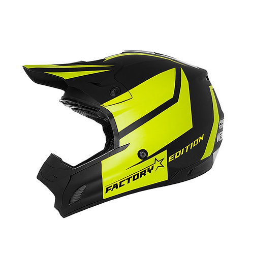 Capacete TH-1 Factory Edition Neon