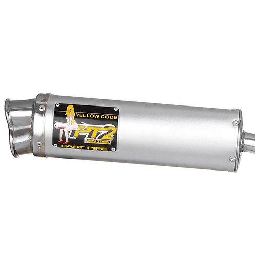 Escapamento PT 2 - Alumínio