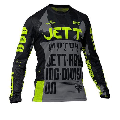 Camisa Jett Factory Edition 3
