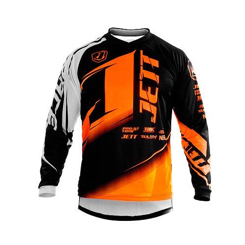 Camisa Jett Factory Edition Neon Infantil