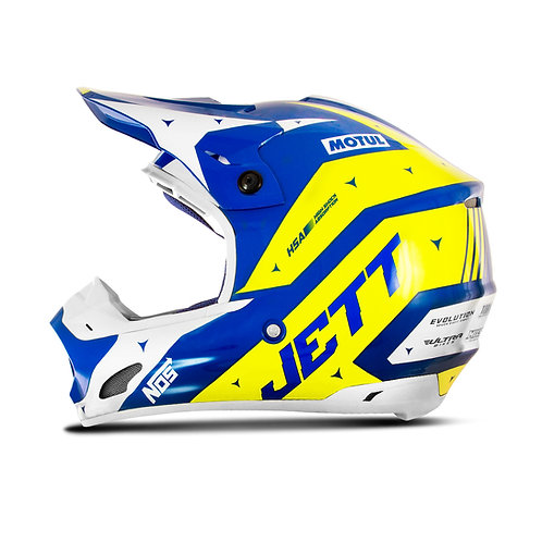 Capacete TH-1 Jett Evolution 2