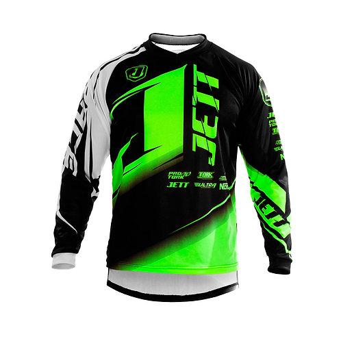 Camisa Jett Factory Edition Neon